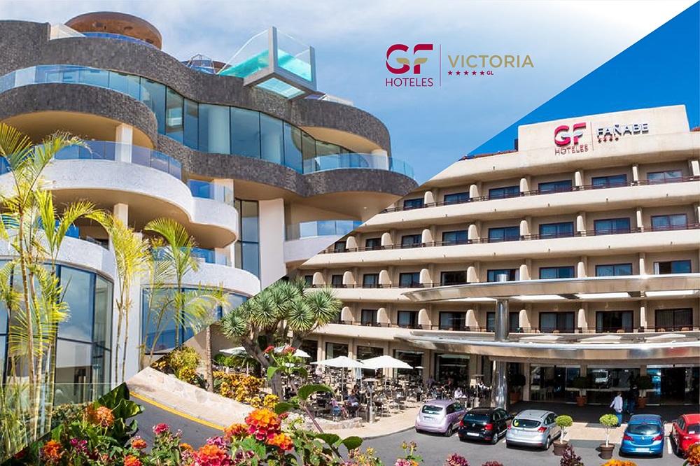 Hoteles GF - Victoria y GF - Fañabe